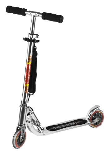 Hudora - 14600 - Trottinette Big Wheel - Argent
