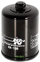 K&N KN-198 Polaris/Victory High Performance Oil Filter by K&N