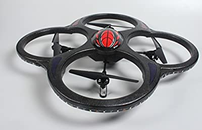 Ei-Hi S911C Huge 2.4GHz 6.5 Channel 6 Axis Gyro LED Light RC Quadcopter UFO with Camera