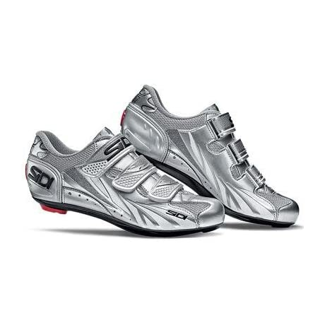 Sidi 2015 Women's Moon Road Cycling Shoes - Silver - 12107477