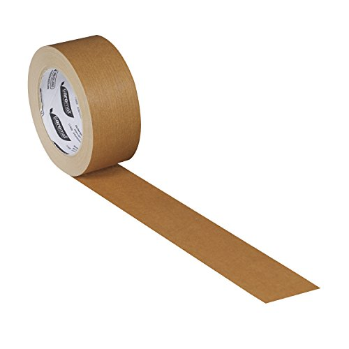 Paper Packaging Tape, Heavy-Duty 6.1-mil, 1.88