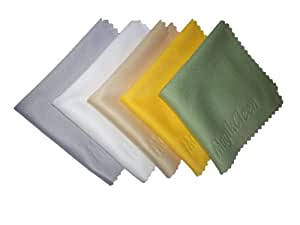 MagikCleen. Best Microfiber Cleaning Cloths for cleaning Face Oil, Fingerprints, and Dirt from Smartphones, Eyeglasses,Tablets, Cameras, Hand Held Video Games, Sunglasses, Electronics And More. (5 Pack) Apple iPhone, Samsung Galaxy, Nokia, LG, Droid, Sony, HTC All Welcome.