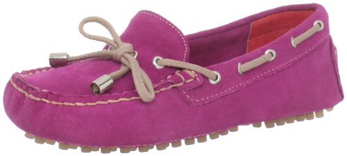 Lauren Jones Women's Mary Moccasin,Fuchsia,10 M US