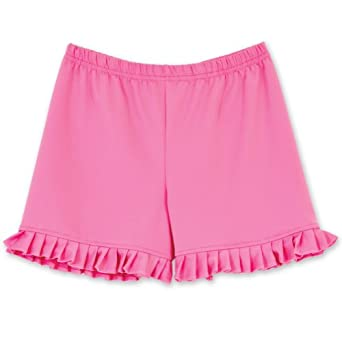 Buy Chez Ami by Patsy Aiken Designs Girls Pleaty Tennis Shorts Pink by Patsy Aiken Designs
