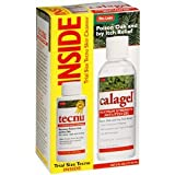 Oak-N-Ivy 83926860002 Oak-N-Ivy CalaGel Medicated Anti-Itch Gel 6 Fluid Ounces ~ Tec Labs
