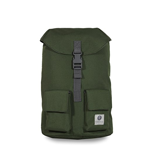 Ridge bake Glance zaino Backpack Daypack Olive 13,5L