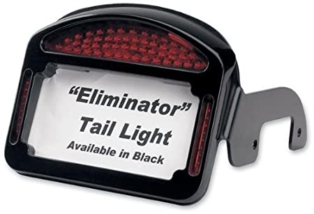 Cycle Visions Eliminator Tail Light Cycle Visions Eliminator Led