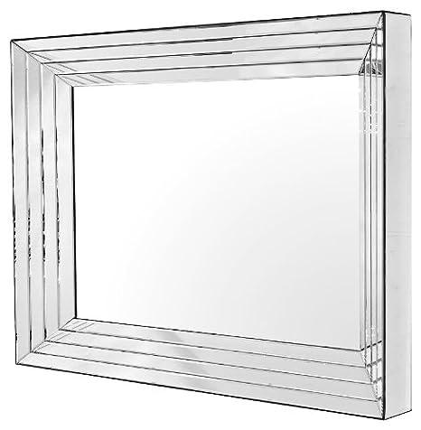 Elevator Rectangular Wall Mirror