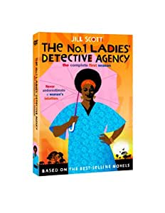 No 1 Ladies Detective: Complete First Season (Sous-titres français) [Import]
