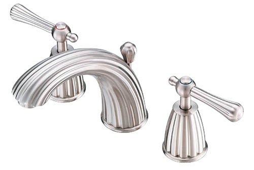 Danze D312060BN Sable Two Handle Widespread Lavatory Faucet, Brushed ...
