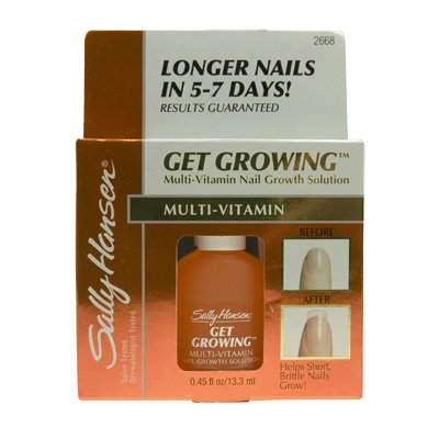 Sally Hansen Get Growing Multi-Vitamin Nail Growth Solution (2668)