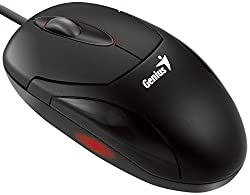 Genius XScroll G5 PS/2 Optical Mouse, Black