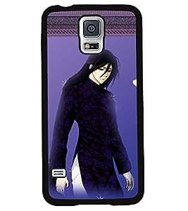 Printvisa 2D Printed Girly Designer back case cover for Samsung Galaxy S5 SM - N900I / N900F - D4150