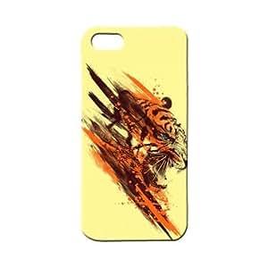 BLUEDIO Designer 3D Printed Back case cover for Apple Iphone 5 / 5S / SE - G1578