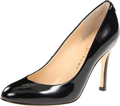 Ivanka Trump Women's Janie Pump,Black Patent,5.5 M US
