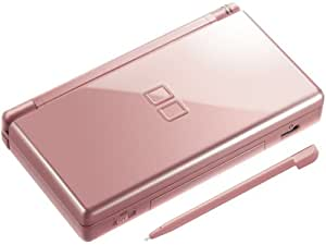 Nintendo DS Lite metallic rosa US-Layout