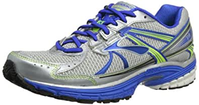 Brooks Mens Defyance 7 Running Shoes 1101551D793 Electric/Silver/Nightlife 13 UK, 48.5 EU, 14 US