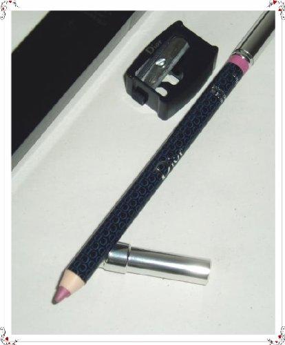 Dior Eyeliner Long-Wear Waterproof Pencil with Blending Tip and Sharpener 824