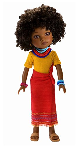 Hearts For Hearts Girls Rahel from Ethiopia Doll (World Dolls compare prices)