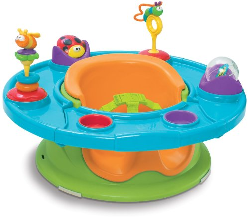 Summer Infant 3-Stage Super Seat (Blue)