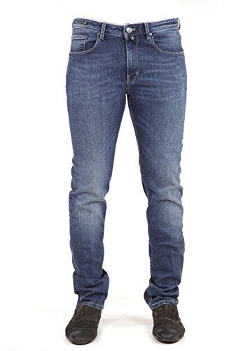 PT05 Uomo Pantalone Jeans Blu Articolo D6E4 GP01 MS09 A15