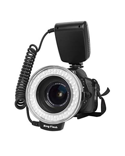 Pixturize Ringblitz LED Nikon schwarz