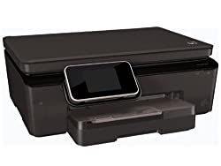 Hewlett Packard PS6520 Wireless Color Photo Printer with Scanner and Copier