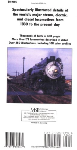 The Illustrated Directory of Trains of the World
