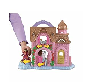 Fisher-Price Precious Palace Pony Princess Stable
