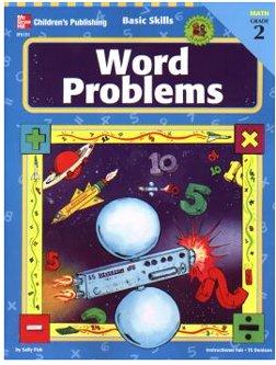 WORD PROBLEMS GR 2 BASIC SKILLS - 1