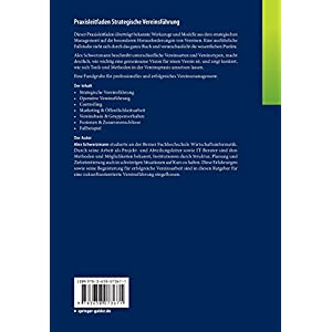 Praxisleitfaden Strategische Vereinsführung: Werkzeuge und Methoden für modernes Vereinsmanagement