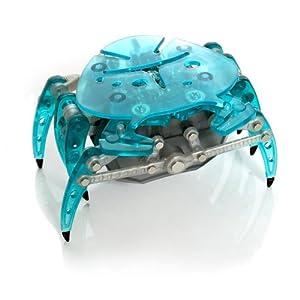 HEXBUG Crab: Turquoise [Micro Robotic Creatures]