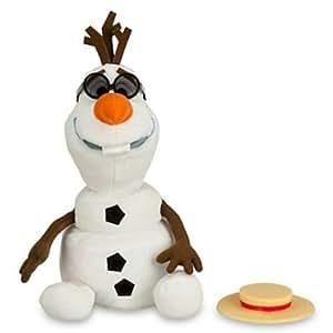 Disney Olaf Singing Plush - Frozen - Medium - 10 1/2''