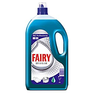 Professional Fairy Handgeschirrspülmittel Konzentrat Extra Clean (4 x 4L)