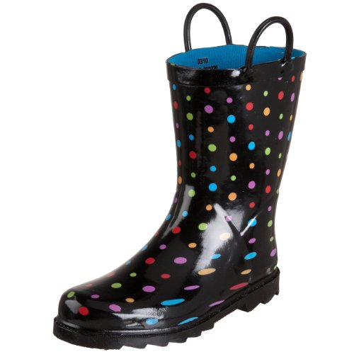 Western Chief Ditsy Dots Rain Boot (Toddler/Little Kid/Big Kid)
