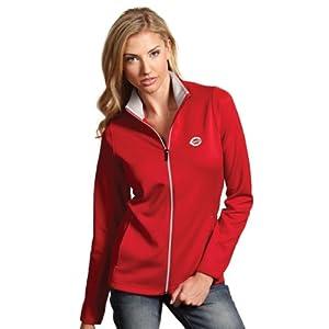 MLB Cincinnati Reds Ladies Leader Jacket by Antigua