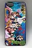 少女時代 Girls' GenerationiPhone5 ケース カバー フィルムセット(0142)