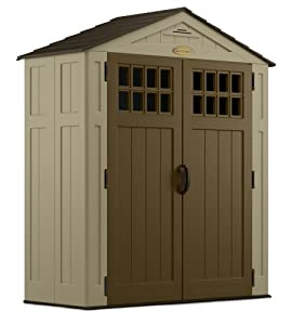 Suncast Corporation Suncast 6-Feet by 3-Feet Shed at Sears.com