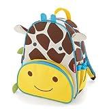 Skip Hop Zoo Pack - Mochila, diseño giraffe, multicolor