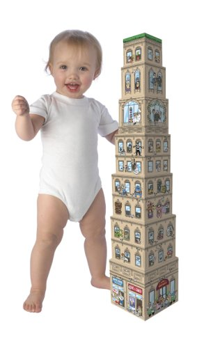 Attack of the 50 Foot Baby Stacking Blocks - 1
