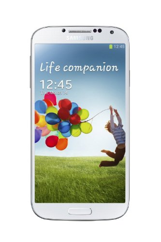 Samsung Galaxy S4 I9500 16Gb White WiFi Android