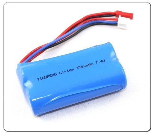 MJX F645 F45 Replacement Battery by Meijiaxin - 1