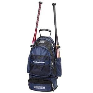 Buy Tanel 360° CleatCage Baseball Softball Backpack Equipment Bag. Unisex. High Quality Nylon.... by Tanel 360