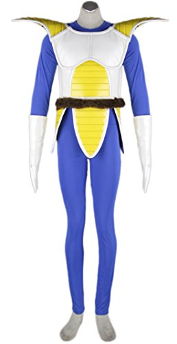 Going Coser Dragon Ball Vegeta Fighting Uniform 1st Version Cosplay Costume