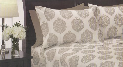 Luxury Damask Bedding front-1074436