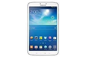 "Samsung Galaxy Tab 3 Tablette Tactile 8"" 16 Go Android Wi-Fi Blanc"