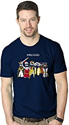 Noble Gases T Shirt Funny Science Shirt Chemistry T Noble Gas 2XL