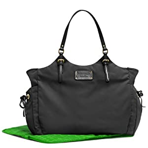 Kate Spade York Union Square Stevie Baby Diaper Bag, Black by Kate Spade New York