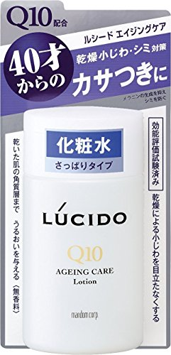 LUCIDO (ルシード) 薬用フェイスケア化粧水 (医薬部外品) 120mL