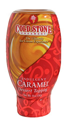 Cold Stone Creamery Sauce, Caramel, 11 Ounce (Rockys Hot Sauce compare prices)